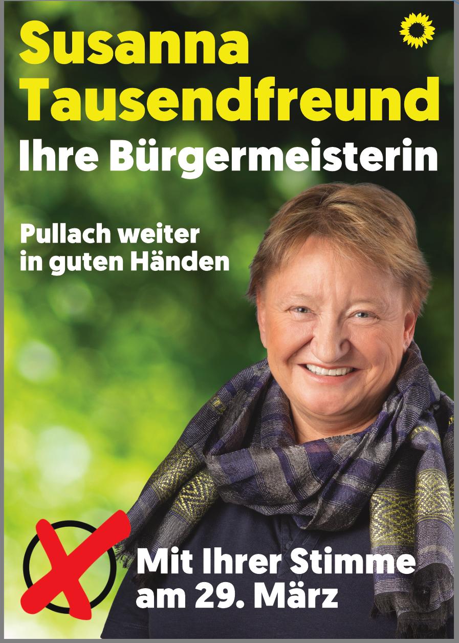 Susanna Stichwahl
